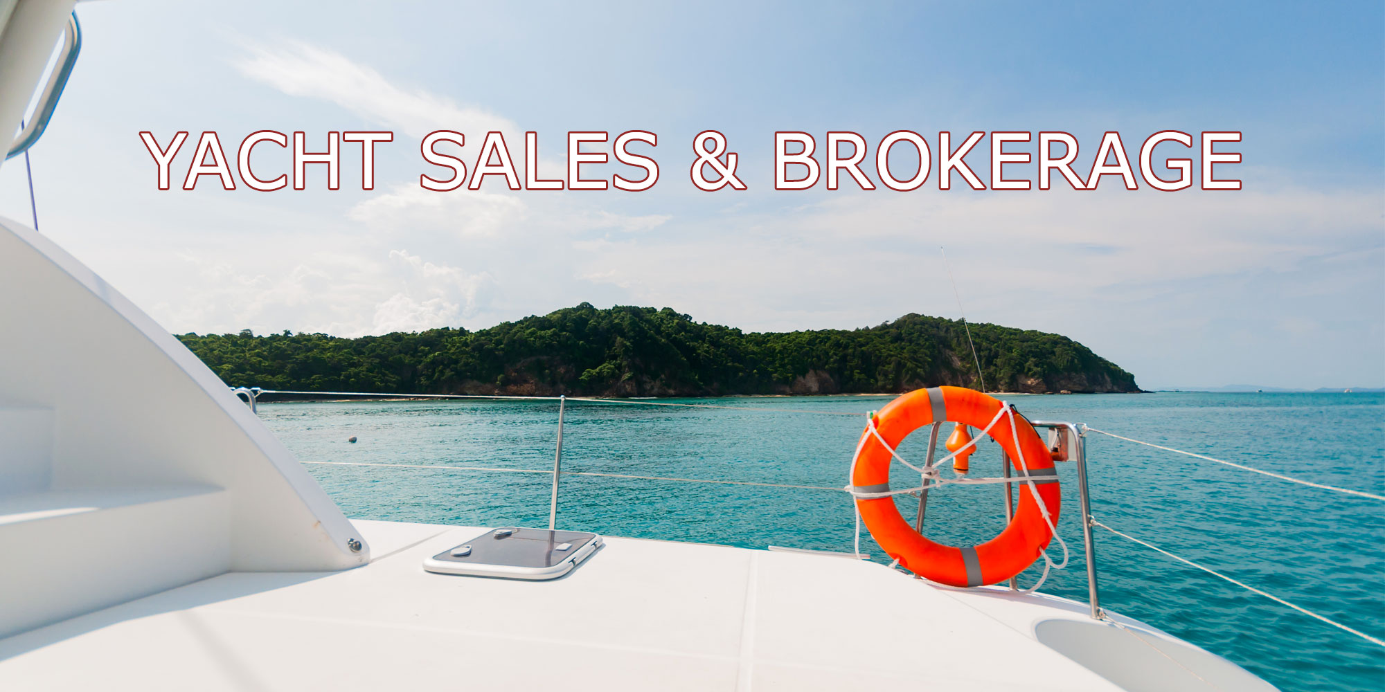 Yacht Sales & Brokerage Services | Yachtmann com